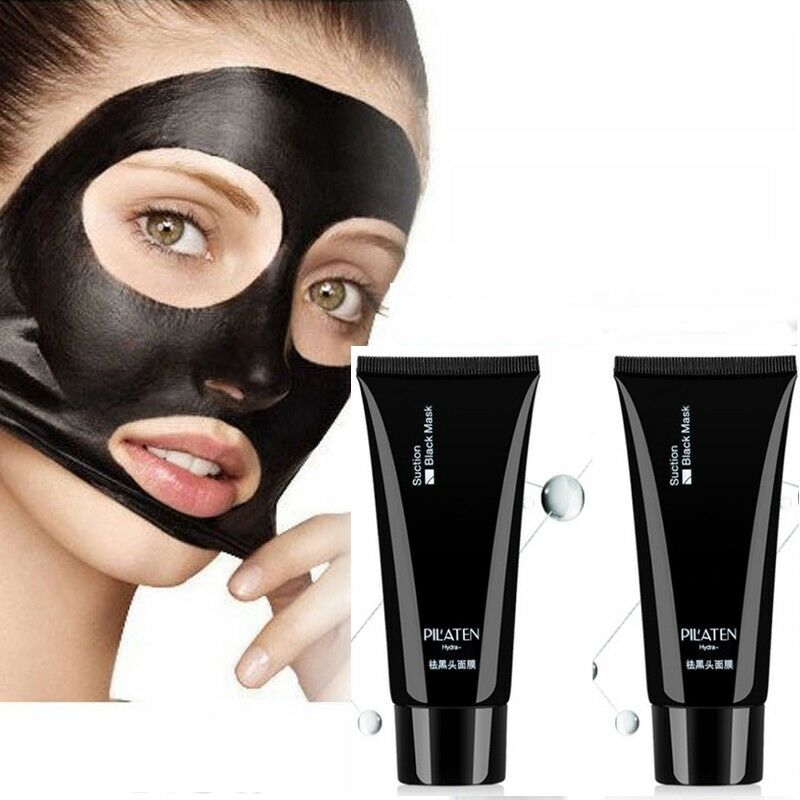 2x 60g black head killer peel off schwarze maske gesichtsmaske akne pickel ebay. Black Bedroom Furniture Sets. Home Design Ideas