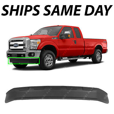 NEW - Bumper Lower Valance Deflector for 2011-2016 Ford F250 F350 Super Duty 4X4