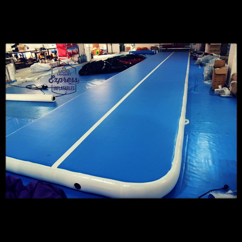 Inflatable Air Tumbling Track Inflatable Mat