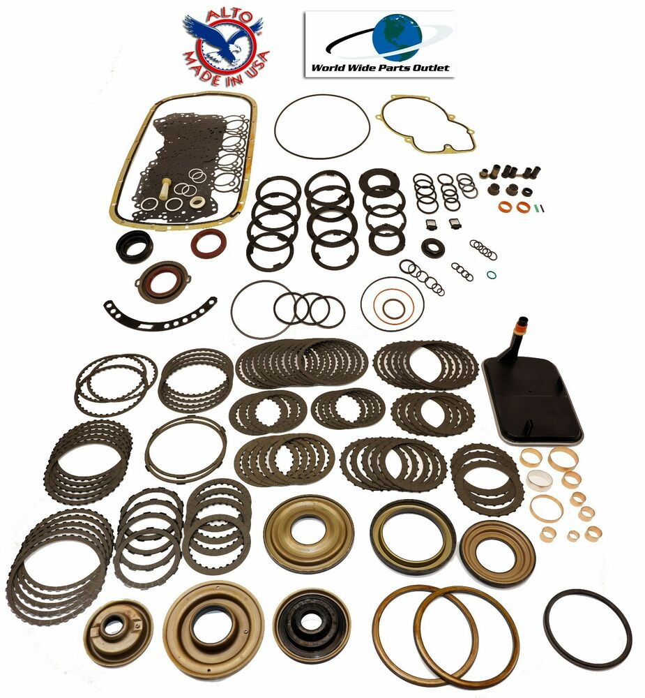 5L40E Transmission Kit 2002-UP Stage 3 BWM, Cadillac