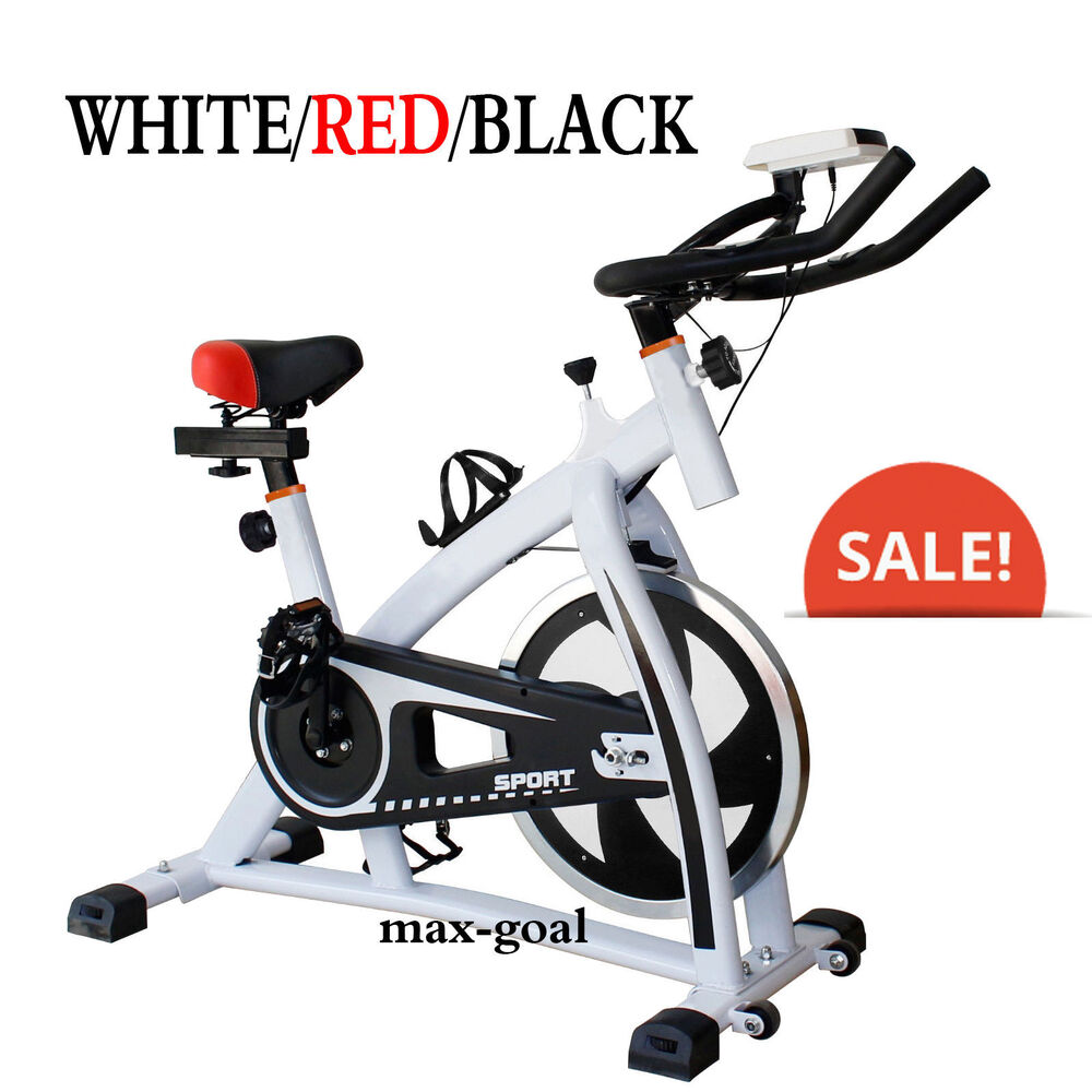 2017 Exercise Bike Indoor Cycling Fitness Stationary ...