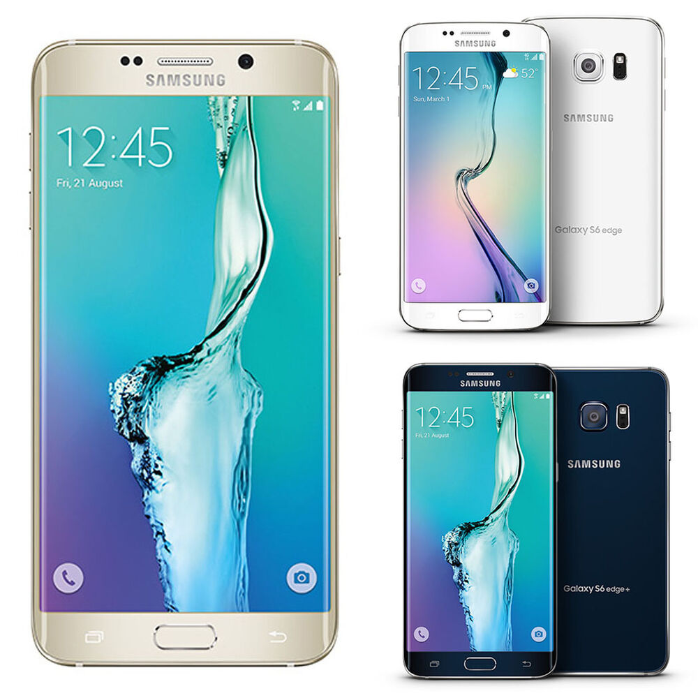 samsung galaxy s7edge s6edge s6 s5 note5 note4 unlocked smartphone latest model ebay. Black Bedroom Furniture Sets. Home Design Ideas