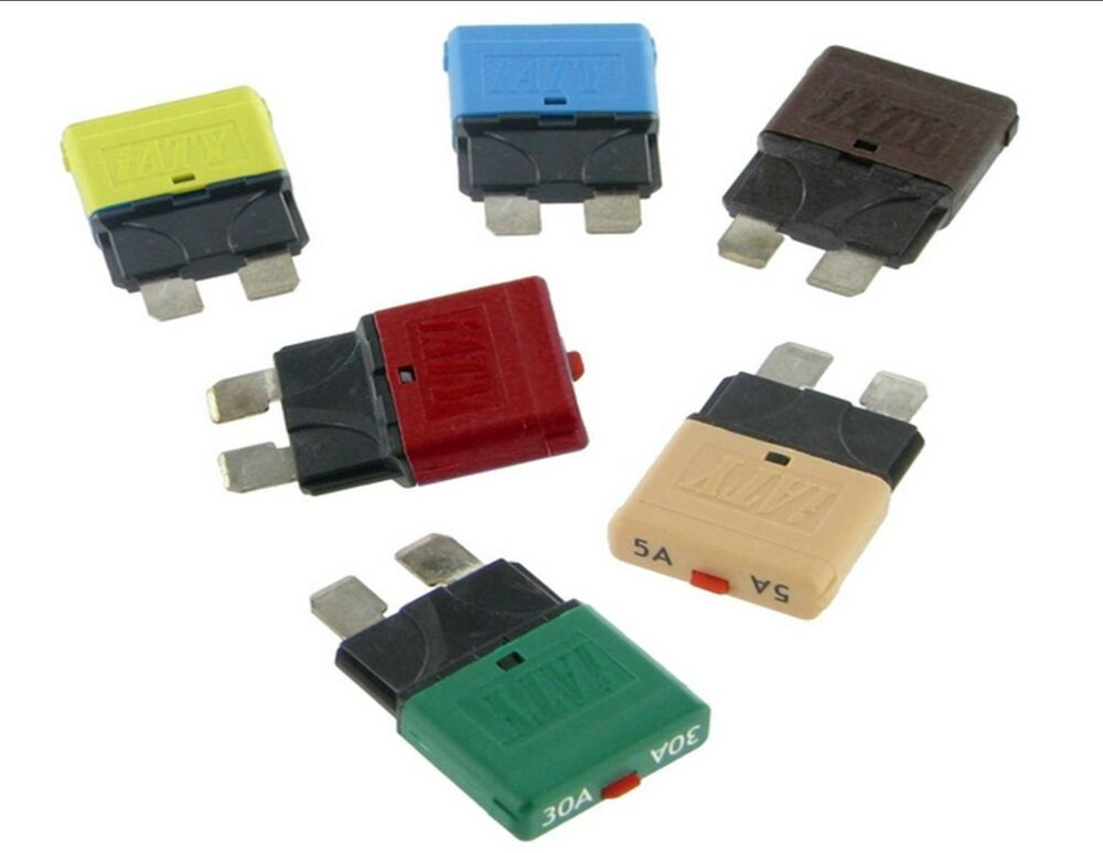 automotive marine circuit breaker blade fuses auto manual ... marine reset fuse box