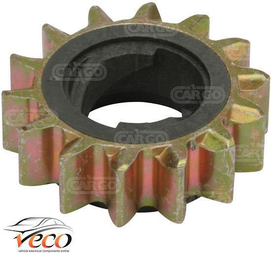 Replacement briggs stratton metal starter drive gear for Starter motor pinion gear