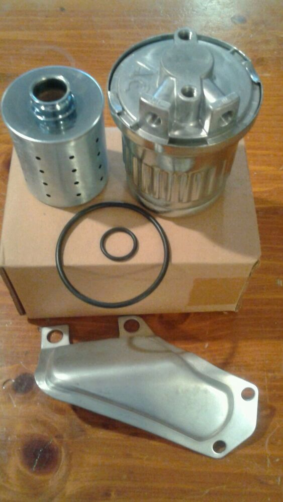 1957 1958 Corvette Chevy Fuel Injection Filter Assembly Ebay