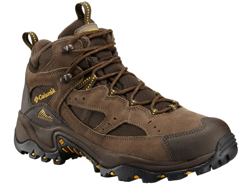 Columbia Men S Granite Ridge Mid Water Proof Hiking Shoes