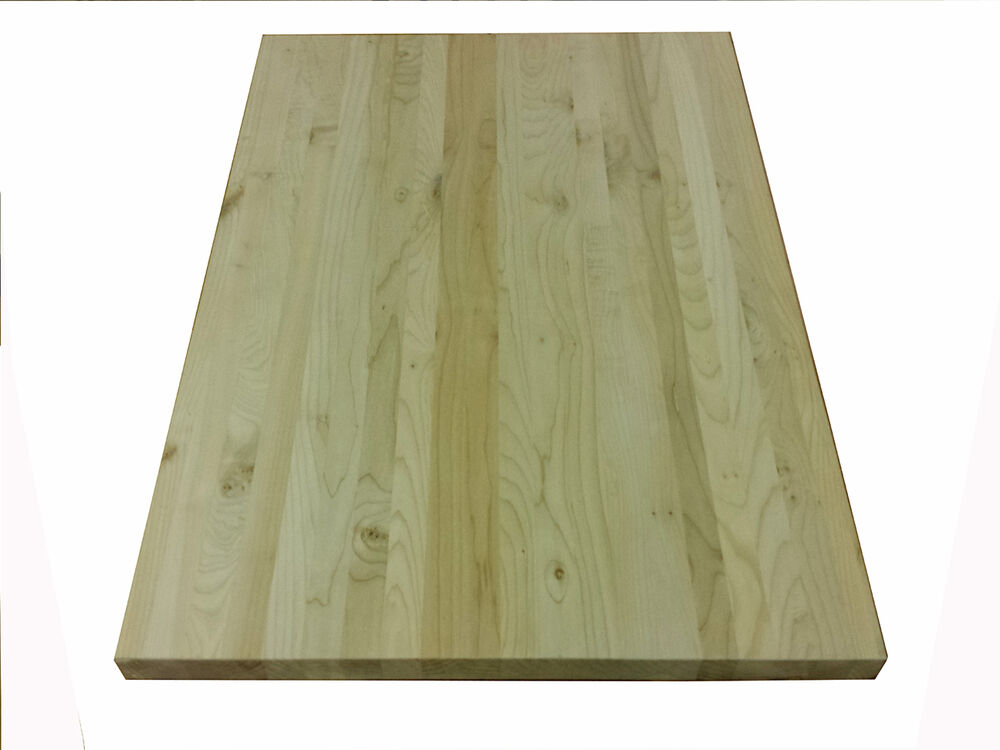 Block Board Solid Wood Board ~ Maple butcher block quot counter top cutting board