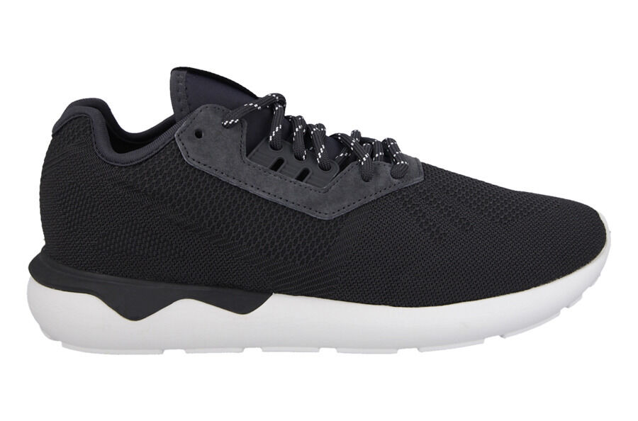 half off 5b71e cebe7 Details about Adidas Originals Tubular Runner Weave Men s Trainers Shoes  AF6289 - Black  White