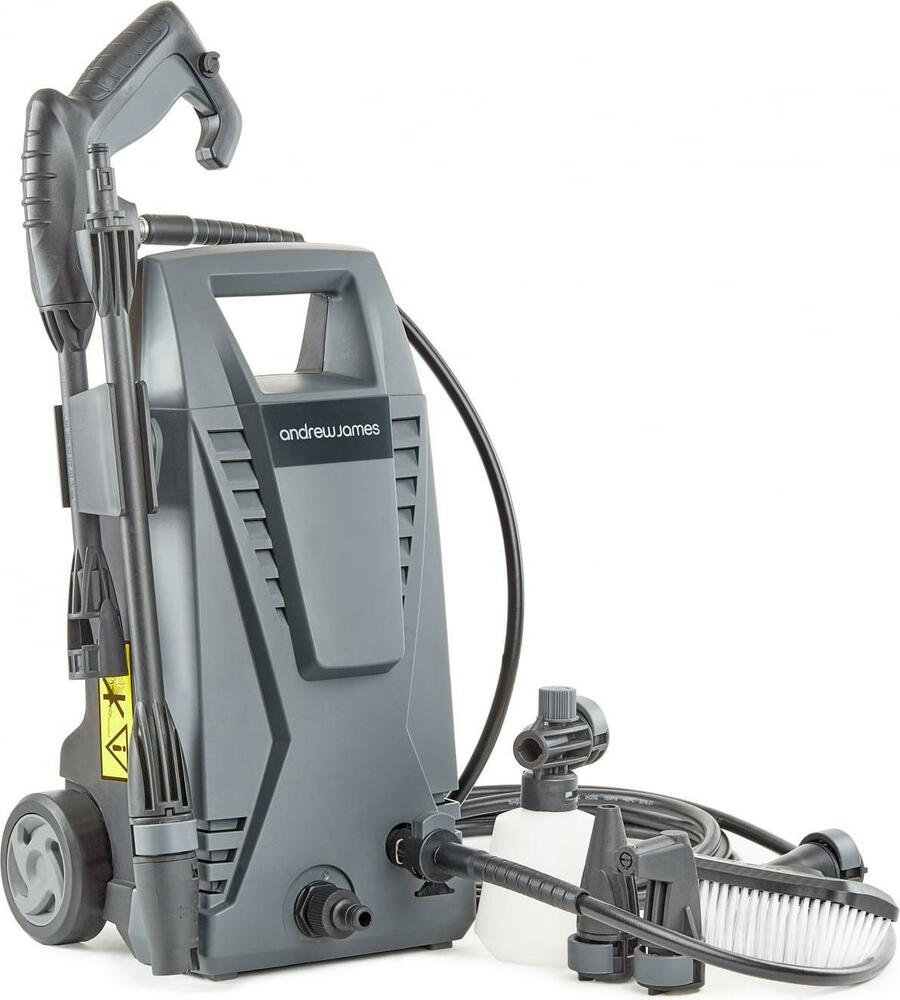 Andrew James Immacuclean Pressure Washer Power Jet Wash