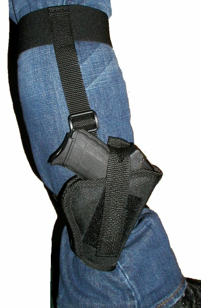USA Mfg High Quality Ankle Holster SCCY CPX-1 CPX-2 9mm 9 ...