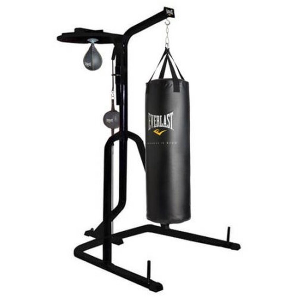 Everlast boxing bag stand
