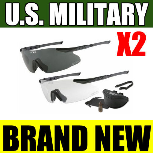 best oakley sunglasses for army  new ess ice eyeshield military ballistic safety glasses eyewear oakley 740 0004