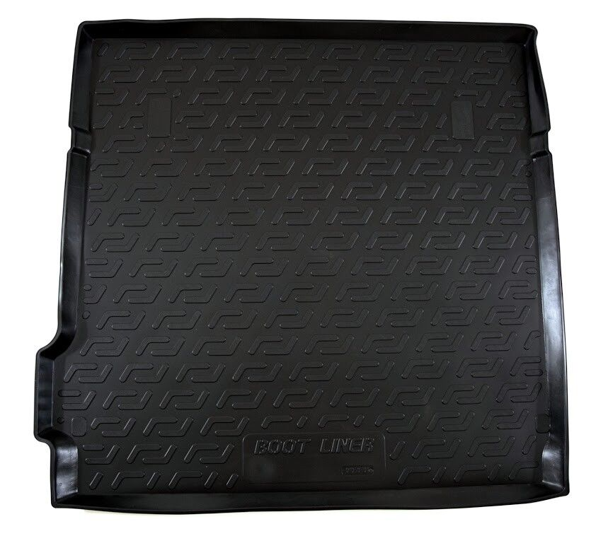 Black Heavy Duty Quality Boot Tray Liner Mat Nissan