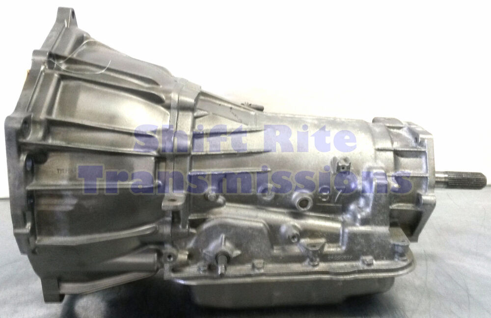 4l65e 2002 Awd 6 0l Stage 1 Remanufactured