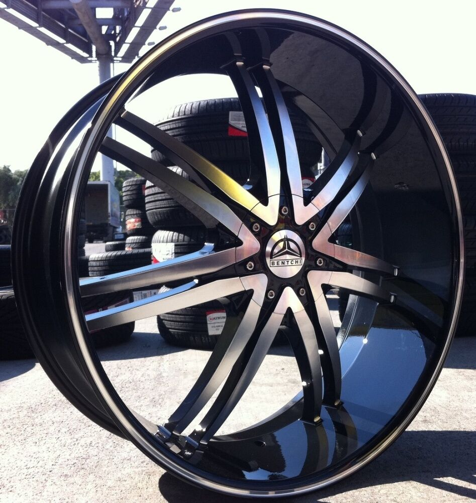 20 INCH B14 BM RIMS AND TIRES MUSTANG ACURA TL AWD CHARGER