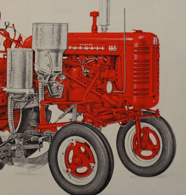 H Farmall Tractor Parts On Ebay  Parts  Wiring Diagram Images