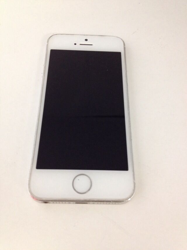 iphone 5s 32gb at t apple iphone 5s 32gb silver at amp t fair 885909727483 ebay 14725