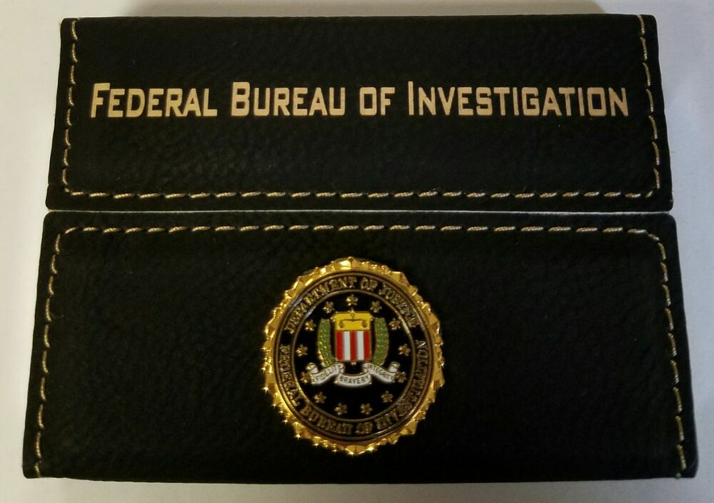 Federal Bureau of Investigation