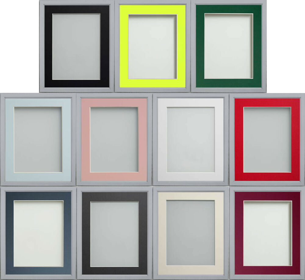 grey drayton range picture photo frames with choice of. Black Bedroom Furniture Sets. Home Design Ideas