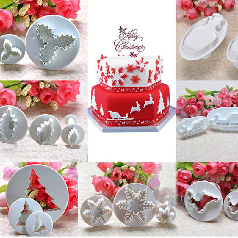 Cake Decorating Gift Set