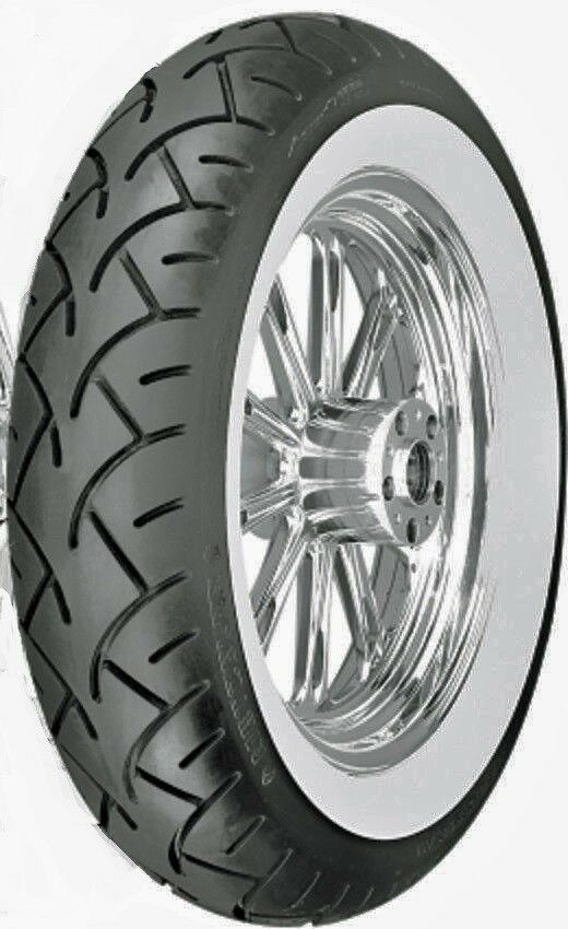Avon Motorcycle Tires >> METZELER ME880 WHITE WALL MT90B16 FRONT TIRE HARLEY ...