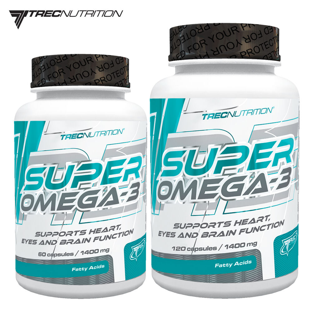 Super omega 3 60 180 ocean fish oil rich in omega 3 acids for Fish rich in omega 3