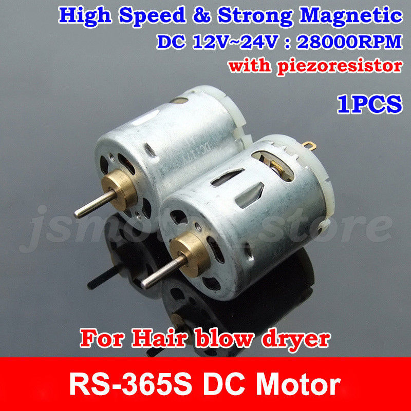 Nichibo 550 Dc Motor Dc 12v 15500rpm High Speed Large