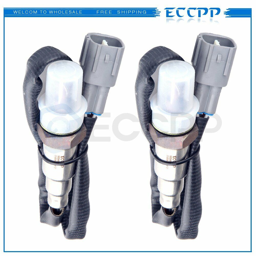 2pcs o2 02 upstream  u0026 downstream oxygen sensor for 97