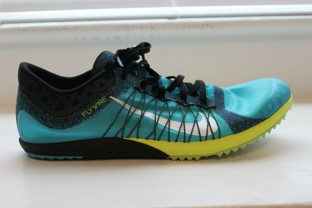 new styles 68102 be1d1 Details about Nike Victory XC 3 Cross Country Spikes Men s Women s XC Teal  Blue MSRP  120 NEW