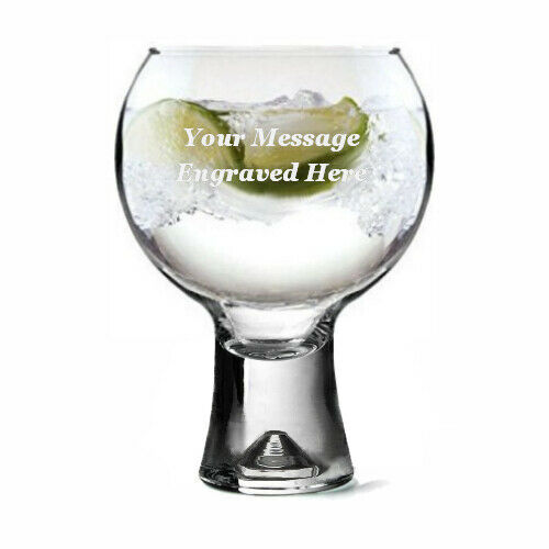 Bowl Gin Glass Gift Set