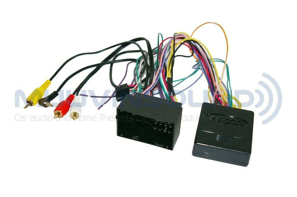 Dodge Dart 2013 2014 Radio Wire Harness For Aftermarket Stereo Installation