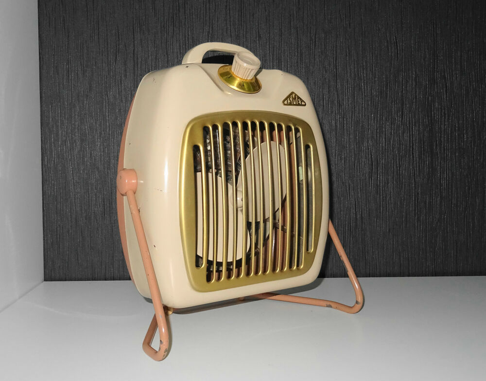 Vintage Electric Heater Ismet Old Fan Heater Stove 220v