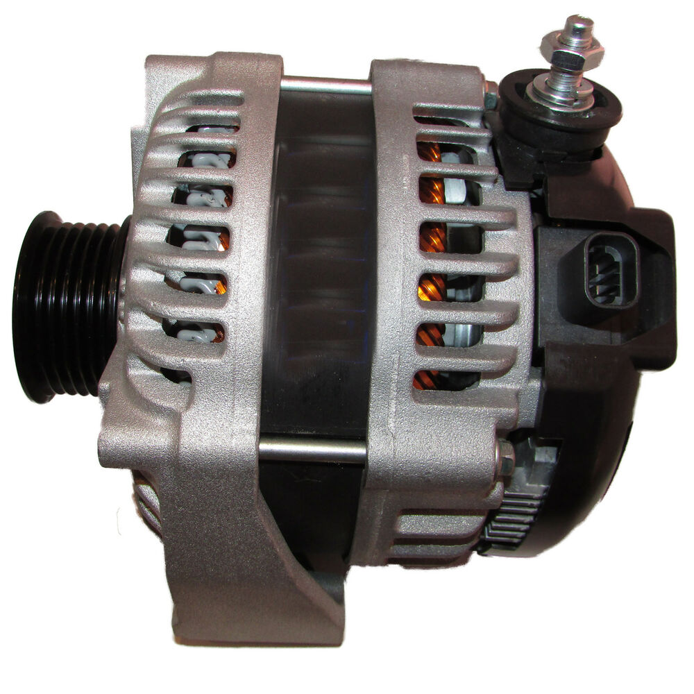 High 300amp Alternator Hairpin Style For Chevy Chevrolet