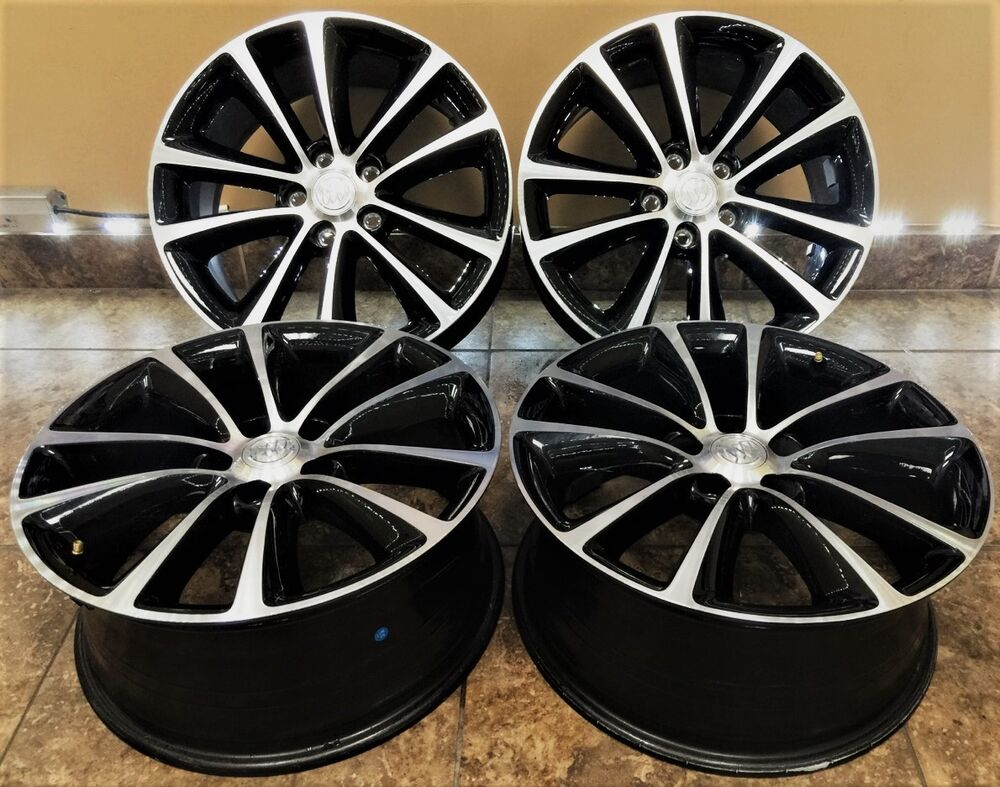 Buick Verano 2012 2014 18 Quot Inch Factory Oem Wheels Rims