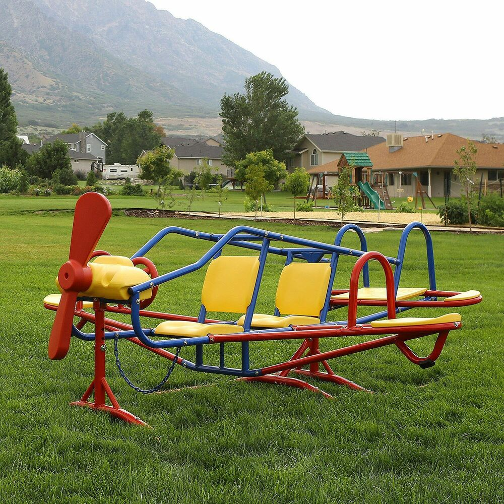 Lifetime Ace Flyer Teeter Totter Seesaw Playground
