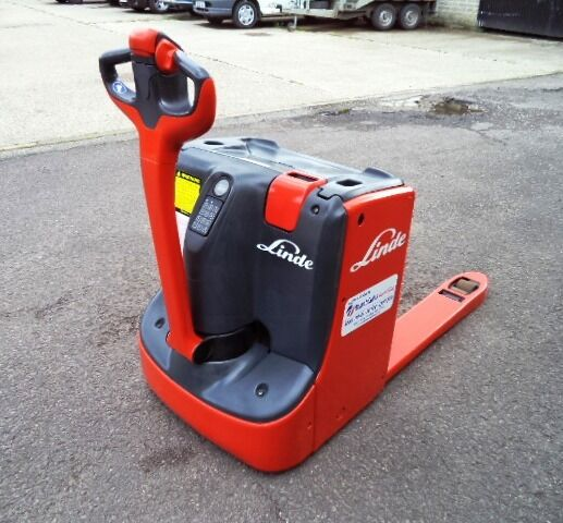 Linde T18 Electric Power Pallet Truck Forklift Ebay