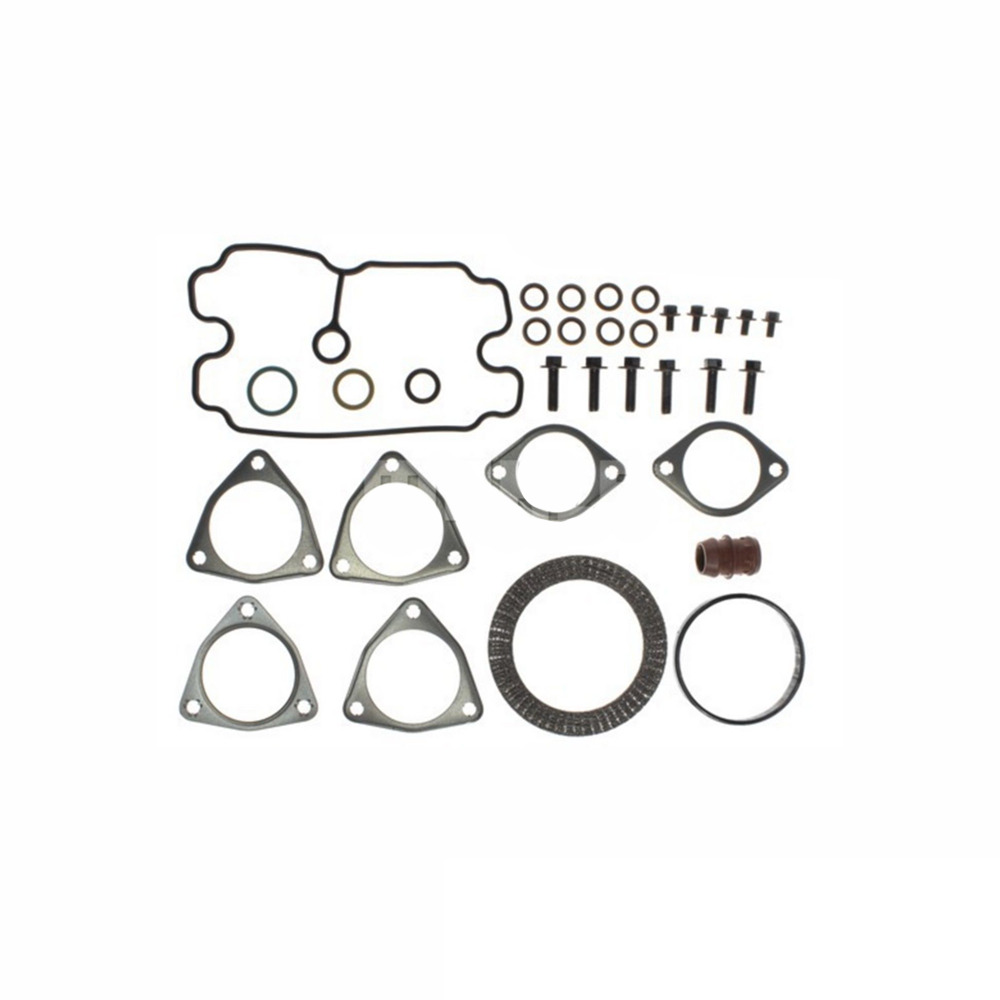 Ford 6 4 6 4l Powerstroke Diesel Turbocharger Install Set