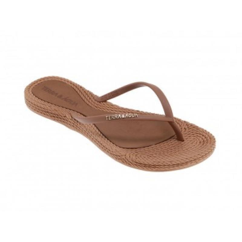 d88b952b8 Details about Womens Flip Flops Sandals Shoes brand new Terra Agua FREE  Shipping size 5-9