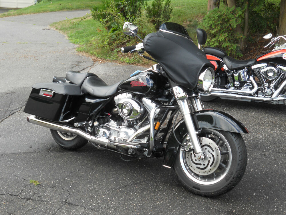 harley davidson road king to street glide fairing. Black Bedroom Furniture Sets. Home Design Ideas