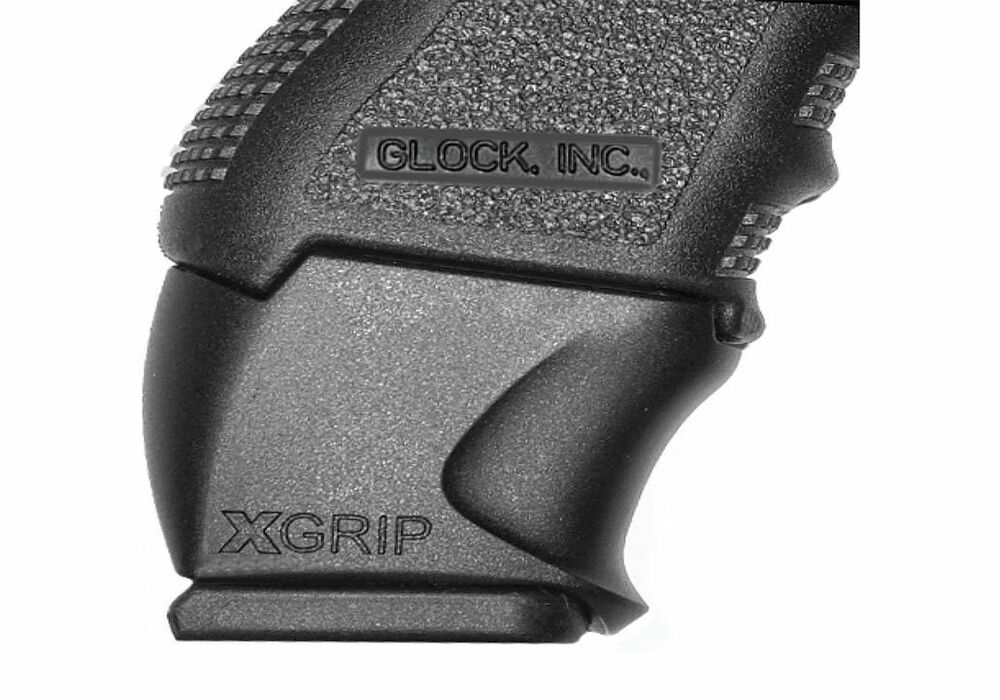 X-GRIP GLOCK USE THE GL26-27 WITH A G17 MAGAZINE IN THE ...