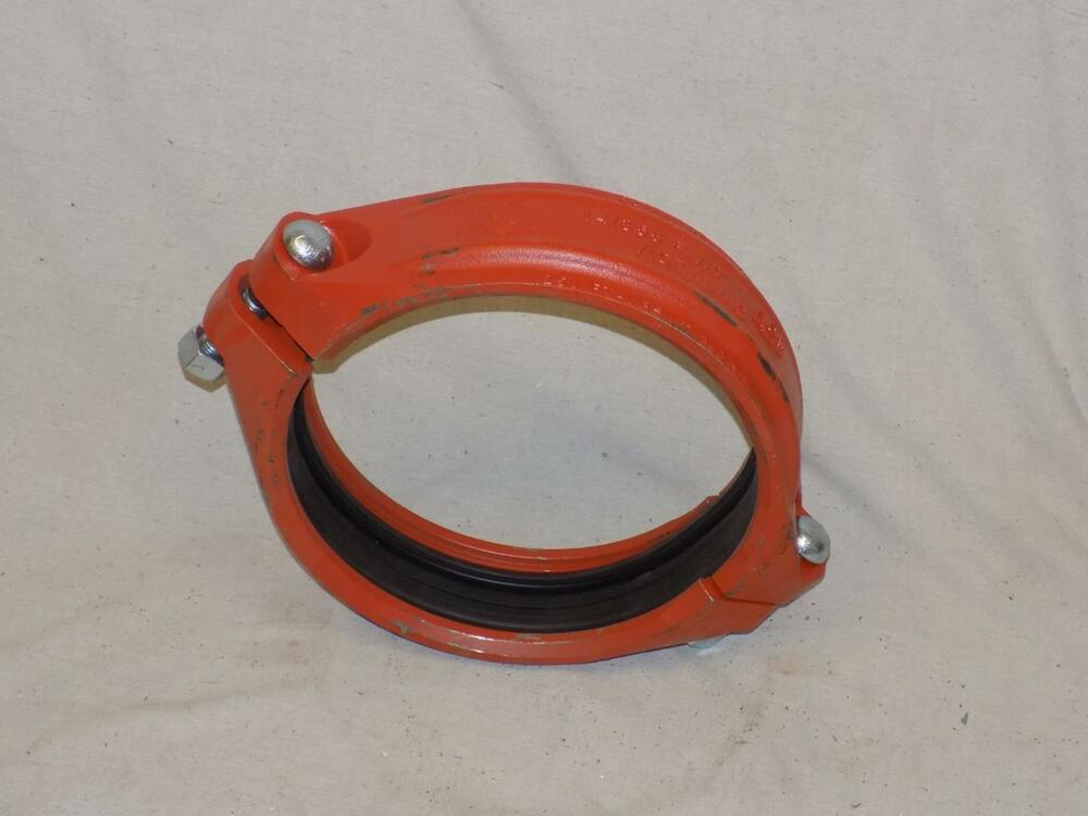 Victaulic w quot ags grooved carbon steel
