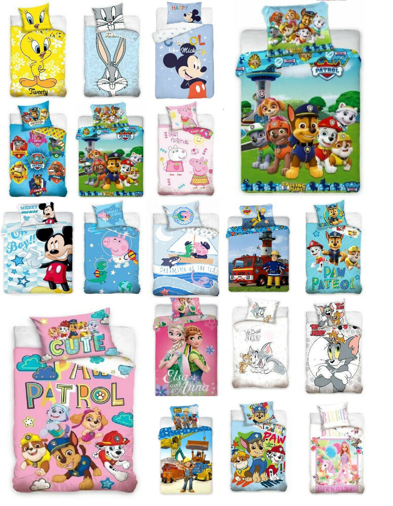 baby kinder bettw sche disney 100x135 2 tlg winnie minni mickey cars frozen ebay. Black Bedroom Furniture Sets. Home Design Ideas