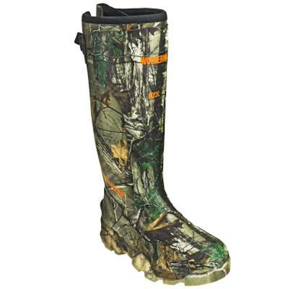 Men S Wolverine 174 Blaze Epx Waterproof Realtree Camo