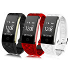 Bluetooth Smart Watch Wristband For iPhone Android IOS Samsung LG Waterproof