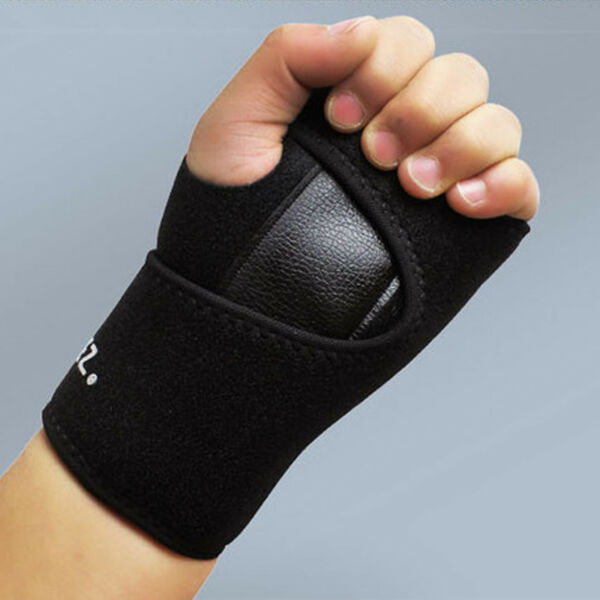 Breathable Wrist Hand Brace Support Splint Carpal Tunnel Sprain Arthritis Gym