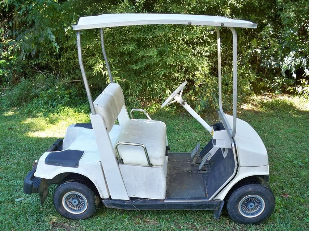 Yamaha G Golf Cart For Sale