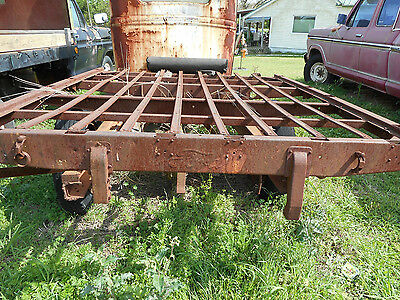 FORD  Scripted Flatbed for 1928-56 Trucks Street-Rat-Hot-rod