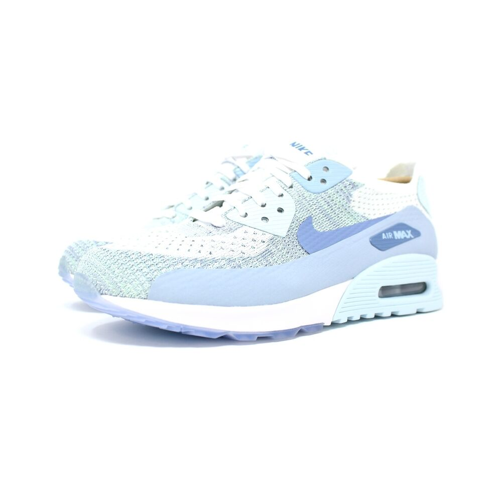 1d117df3 Details about Nike W Air Max 90 Ultra 2.0 Flyknit # 881109 105 Armory Blue  Women SZ 5 - 12