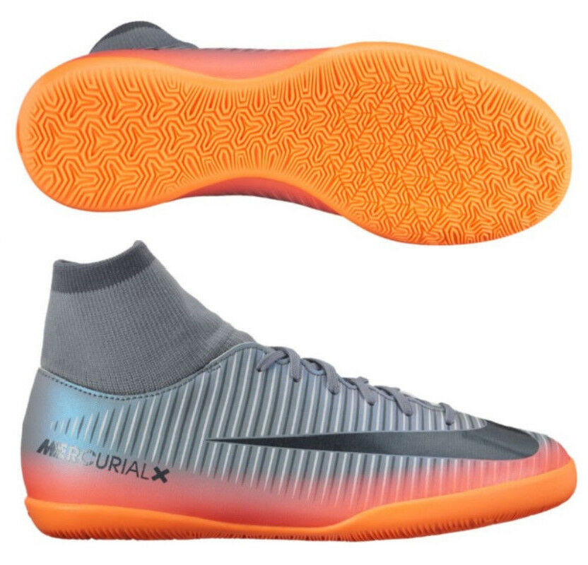 2ae5792e83 Details about NIKE CRISTIANO RONALDO MERCURIALX VICTORY VI CR7 JUNIOR YOUTH  DINAMIC FIT IC.