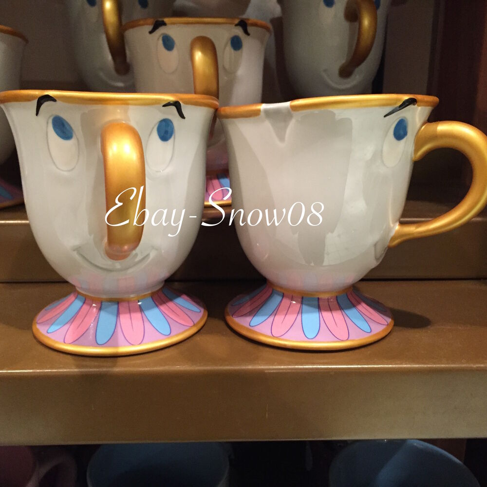 beauty and the beast tea cup ebay